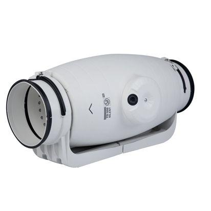 Schallgedämmter Rohrventilator TD-350/100-125 SILENT ECOWATT
