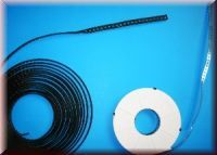 Lochband-Kunststoff ummantelt