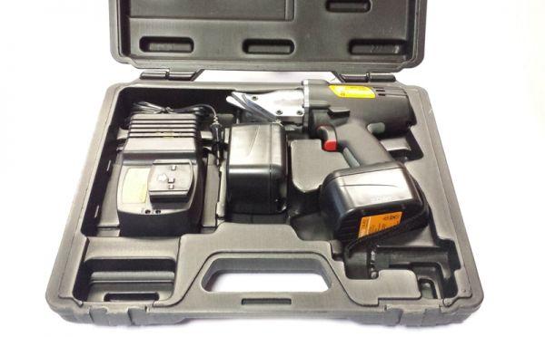 Akku Blechschere MBS 1440 im Koffer
