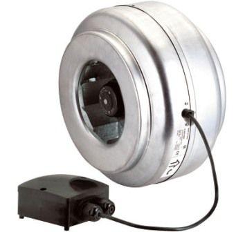 Radial Rohrventilator VENT-200 L